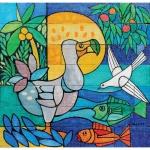 Le dodo rêve au soleil